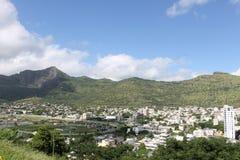 Город Порт Луи Стоковое фото RF
