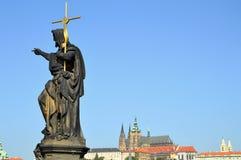 Город Праги стоковые фото
