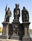 Город Праги стоковое изображение