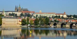 Город Праги стоковые изображения rf