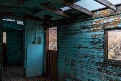 Город-привидение риолита Стоковое Фото