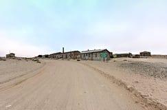 Город-привидение Kolmanskop, Намибия Стоковое Изображение RF