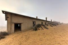 Город-привидение Kolmanskop, Намибия Стоковая Фотография