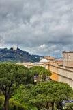Город Рима Италии Стоковые Изображения RF