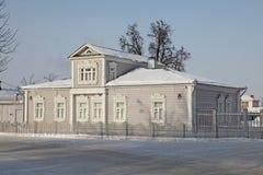 Город России Kolomna в зиме стоковое фото rf