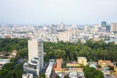 Город Сайгона, Вьетнам Стоковые Изображения