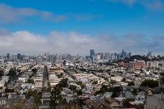 Город Сан-Франциско 27 Стоковое Изображение RF