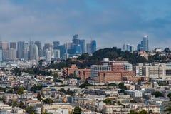 Город Сан-Франциско 26 Стоковое Изображение