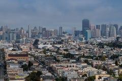 Город Сан-Франциско 25 Стоковые Изображения