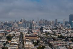Город Сан-Франциско 23 Стоковые Изображения RF