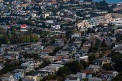 Город Сан-Франциско 22 Стоковая Фотография RF