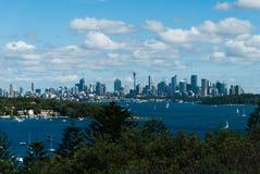 Город Сидней стоковые фото