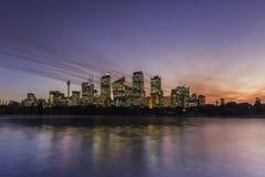 Город Сидней Стоковые Изображения