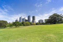 Город Сидней стоковая фотография