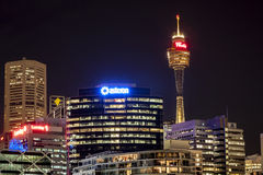 Город Сиднея Стоковое Изображение