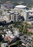 Городская Атланта, GA Стоковое Изображение