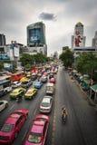 Городская жизнь Бангкока Стоковые Изображения RF