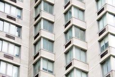 Городская картина окна Стоковая Фотография RF