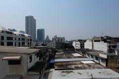 Городская крыша Стоковые Фото