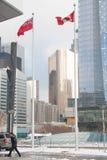 Городская сцена Стоковое фото RF