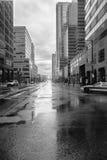 Городская Филадельфия Стоковое Изображение