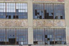 Городские автомобильные трущобы Стоковая Фотография