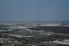 Городские пейзажи Fort Worth Стоковые Фотографии RF