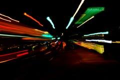 городские света Стоковое Изображение