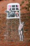 Городское искусство улицы Стоковые Изображения RF