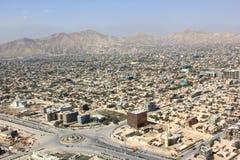 Городское Кабул Стоковая Фотография