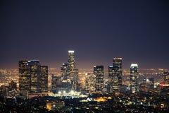 Городское Лос-Анджелес США Стоковое фото RF