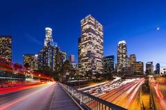 Городское Лос-Анджелес Стоковые Изображения RF