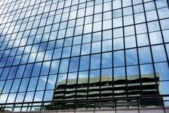 Городское отражение Стоковое Изображение RF