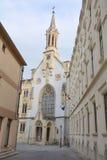 Городской ландшафт в Sopron (Ã-denburg), Венгрии Стоковые Изображения RF