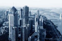 Городской ландшафт стоковые фотографии rf