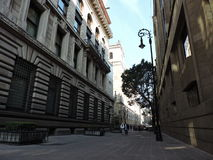 Городской взгляд улицы Стоковые Фотографии RF