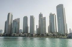 Городской взгляд Lak стоковое фото rf