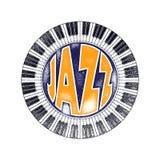 Городской джаз белизна пятна краски маски принципиальной схемы черноты предпосылки искусства красная Стоковое фото RF