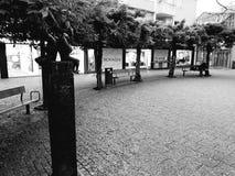 городской квадрат Стоковое Изображение
