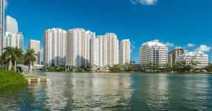 Городской Майами стоковые фото