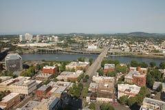 городской Орегон portland Стоковое Изображение RF