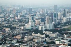 Городской пейзаж Бангкока, Таиланд Стоковое Фото