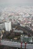 Городской пейзаж Берлина Стоковая Фотография