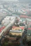 Городской пейзаж Берлина Стоковые Изображения RF