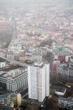 Городской пейзаж Берлина Стоковая Фотография RF