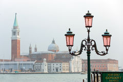 Городской пейзаж Венеция Стоковое Изображение RF