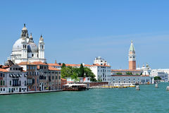 Городской пейзаж Венеция Стоковые Фото