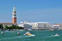 Городской пейзаж Венеция Стоковая Фотография