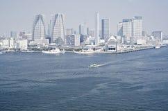 Городской пейзаж в токио Стоковое Изображение