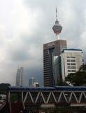 Городской пейзаж Куалаа-Лумпур Стоковая Фотография